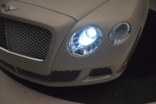 Used 2013 Bentley Continental GT for sale Sold at Alfa Romeo of Westport in Westport CT 06880 28