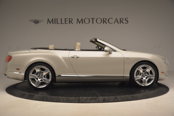 Used 2013 Bentley Continental GT for sale Sold at Alfa Romeo of Westport in Westport CT 06880 9