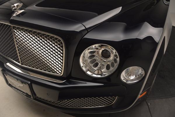 Used 2016 Bentley Mulsanne for sale Sold at Alfa Romeo of Westport in Westport CT 06880 14