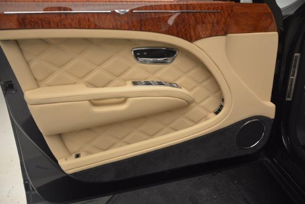 Used 2016 Bentley Mulsanne for sale Sold at Alfa Romeo of Westport in Westport CT 06880 20