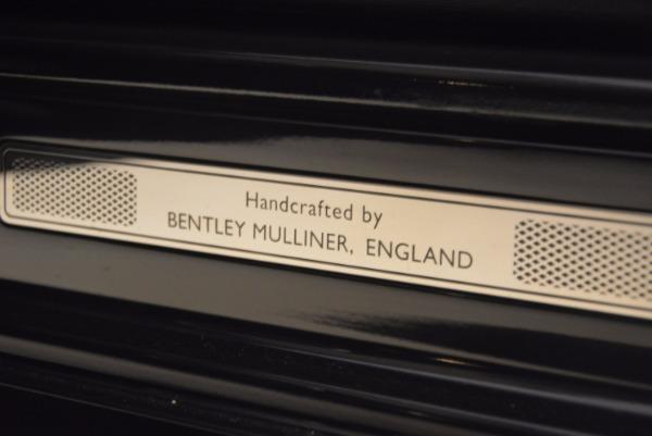 Used 2016 Bentley Mulsanne for sale Sold at Alfa Romeo of Westport in Westport CT 06880 28