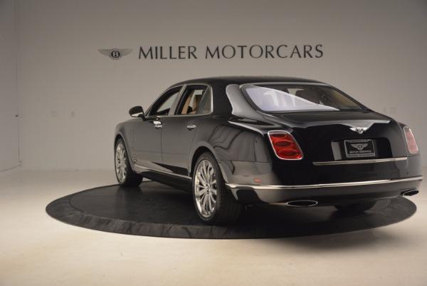 Used 2016 Bentley Mulsanne for sale Sold at Alfa Romeo of Westport in Westport CT 06880 5