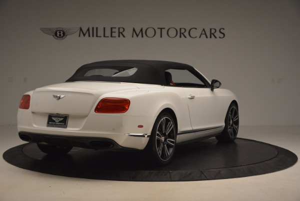 Used 2013 Bentley Continental GT V8 for sale Sold at Alfa Romeo of Westport in Westport CT 06880 20