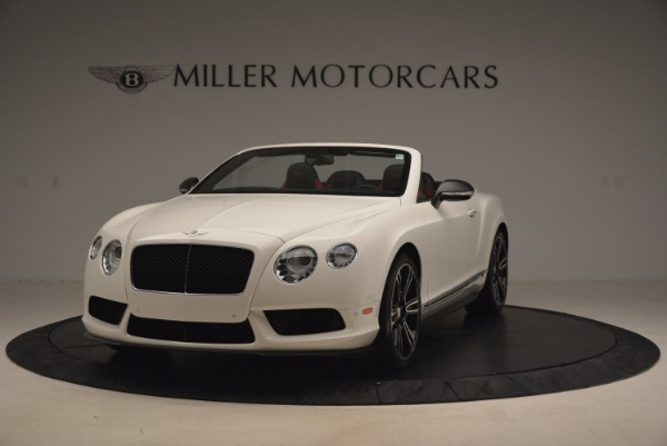 Used 2013 Bentley Continental GT V8 for sale Sold at Alfa Romeo of Westport in Westport CT 06880 1