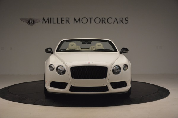 Used 2015 Bentley Continental GT V8 S for sale Sold at Alfa Romeo of Westport in Westport CT 06880 12