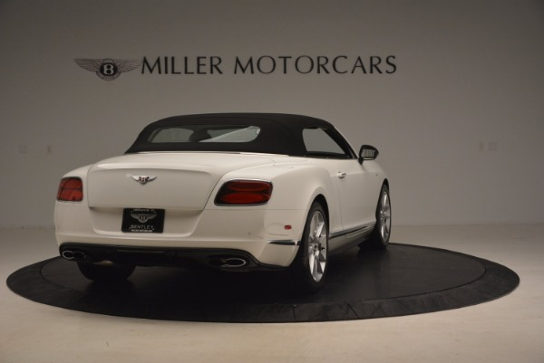 Used 2015 Bentley Continental GT V8 S for sale Sold at Alfa Romeo of Westport in Westport CT 06880 20