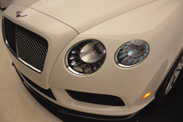 Used 2015 Bentley Continental GT V8 S for sale Sold at Alfa Romeo of Westport in Westport CT 06880 26