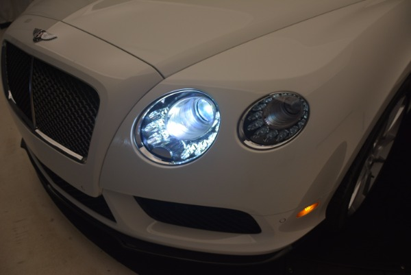 Used 2015 Bentley Continental GT V8 S for sale Sold at Alfa Romeo of Westport in Westport CT 06880 27
