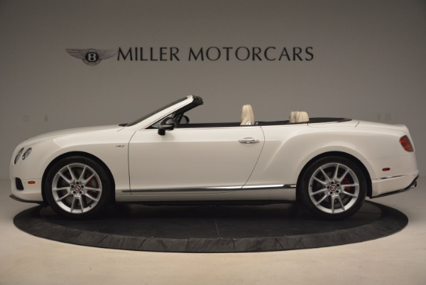 Used 2015 Bentley Continental GT V8 S for sale Sold at Alfa Romeo of Westport in Westport CT 06880 3