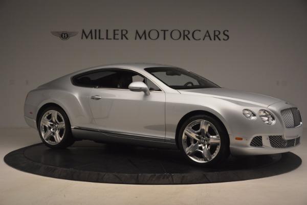 Used 2012 Bentley Continental GT for sale Sold at Alfa Romeo of Westport in Westport CT 06880 10