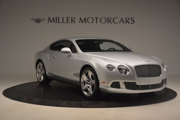 Used 2012 Bentley Continental GT for sale Sold at Alfa Romeo of Westport in Westport CT 06880 11