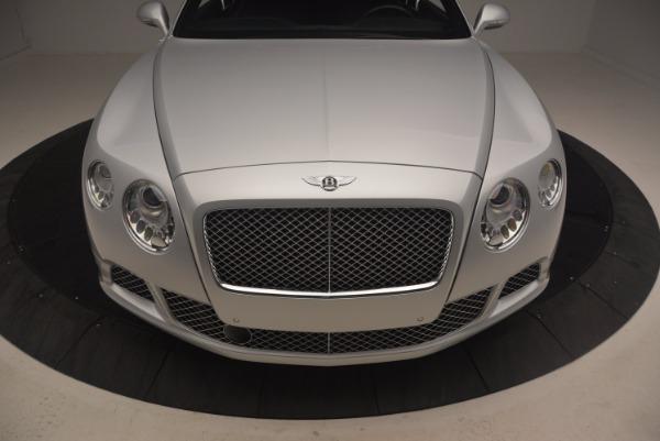Used 2012 Bentley Continental GT for sale Sold at Alfa Romeo of Westport in Westport CT 06880 13