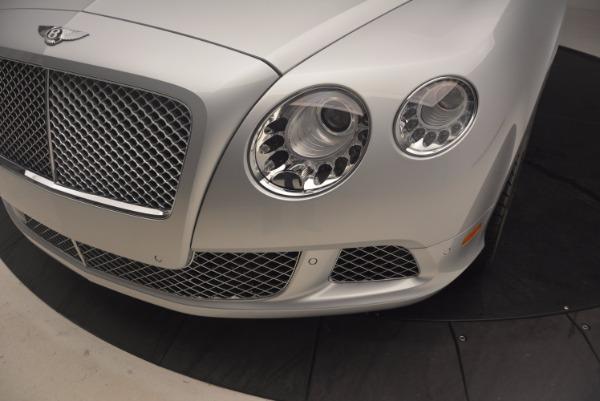 Used 2012 Bentley Continental GT for sale Sold at Alfa Romeo of Westport in Westport CT 06880 14