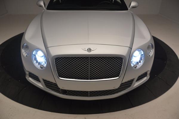 Used 2012 Bentley Continental GT for sale Sold at Alfa Romeo of Westport in Westport CT 06880 17
