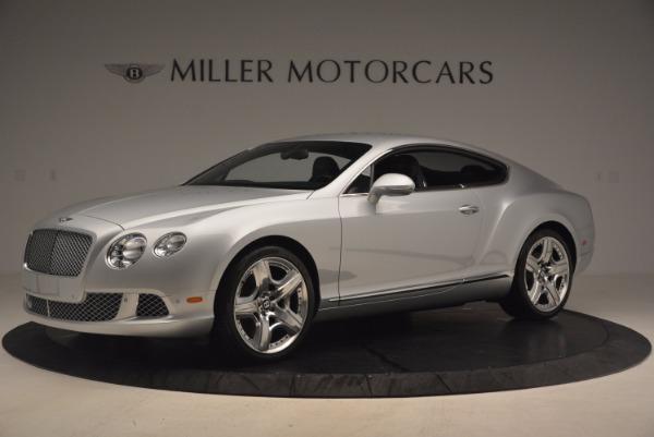 Used 2012 Bentley Continental GT for sale Sold at Alfa Romeo of Westport in Westport CT 06880 2