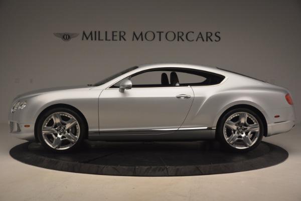 Used 2012 Bentley Continental GT for sale Sold at Alfa Romeo of Westport in Westport CT 06880 3