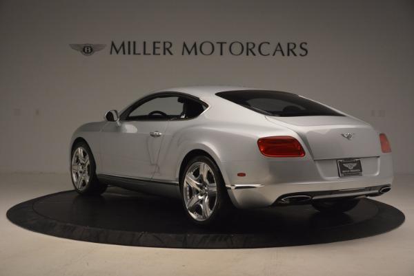 Used 2012 Bentley Continental GT for sale Sold at Alfa Romeo of Westport in Westport CT 06880 5