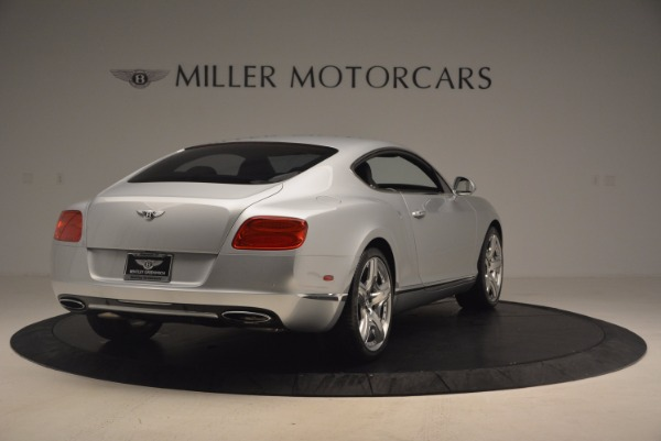 Used 2012 Bentley Continental GT for sale Sold at Alfa Romeo of Westport in Westport CT 06880 7