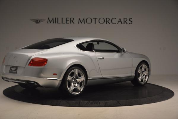 Used 2012 Bentley Continental GT for sale Sold at Alfa Romeo of Westport in Westport CT 06880 8