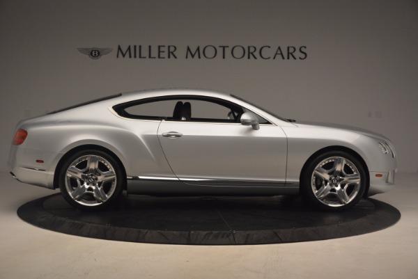 Used 2012 Bentley Continental GT for sale Sold at Alfa Romeo of Westport in Westport CT 06880 9