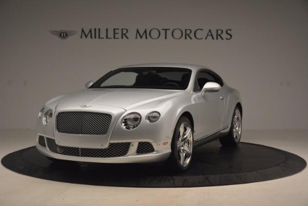 Used 2012 Bentley Continental GT for sale Sold at Alfa Romeo of Westport in Westport CT 06880 1