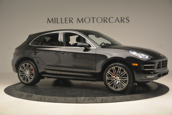 Used 2016 Porsche Macan Turbo for sale Sold at Alfa Romeo of Westport in Westport CT 06880 10