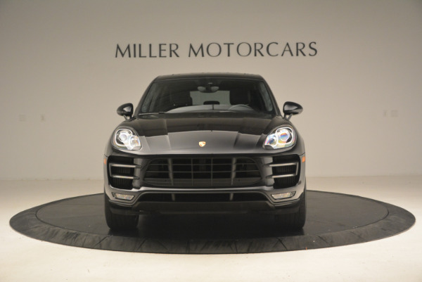 Used 2016 Porsche Macan Turbo for sale Sold at Alfa Romeo of Westport in Westport CT 06880 12