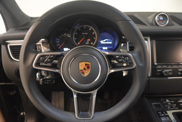 Used 2016 Porsche Macan Turbo for sale Sold at Alfa Romeo of Westport in Westport CT 06880 18