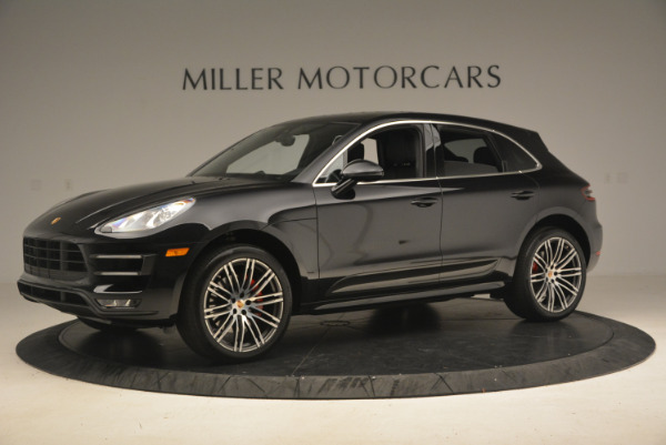 Used 2016 Porsche Macan Turbo for sale Sold at Alfa Romeo of Westport in Westport CT 06880 2