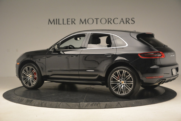 Used 2016 Porsche Macan Turbo for sale Sold at Alfa Romeo of Westport in Westport CT 06880 4