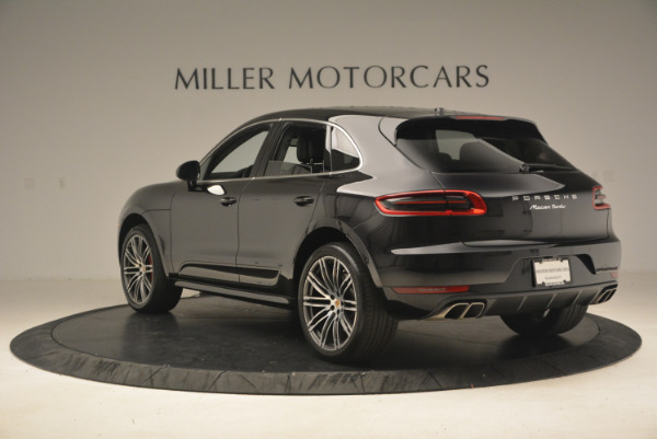 Used 2016 Porsche Macan Turbo for sale Sold at Alfa Romeo of Westport in Westport CT 06880 5