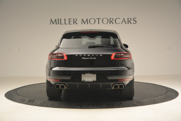 Used 2016 Porsche Macan Turbo for sale Sold at Alfa Romeo of Westport in Westport CT 06880 6