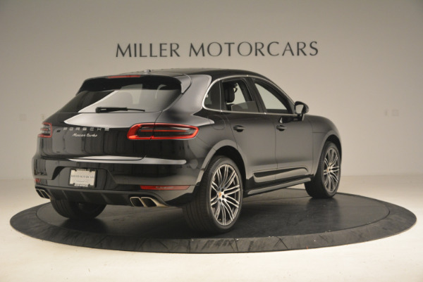 Used 2016 Porsche Macan Turbo for sale Sold at Alfa Romeo of Westport in Westport CT 06880 7