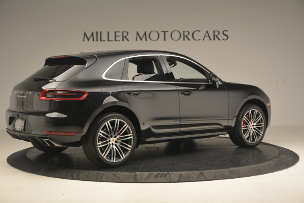 Used 2016 Porsche Macan Turbo for sale Sold at Alfa Romeo of Westport in Westport CT 06880 8