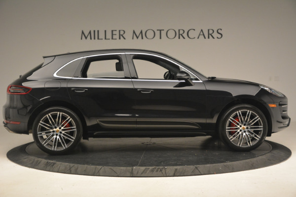 Used 2016 Porsche Macan Turbo for sale Sold at Alfa Romeo of Westport in Westport CT 06880 9