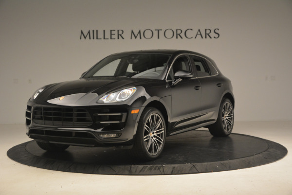 Used 2016 Porsche Macan Turbo for sale Sold at Alfa Romeo of Westport in Westport CT 06880 1