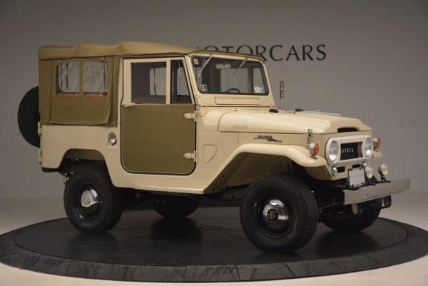 Used 1966 Toyota FJ40 Land Cruiser Land Cruiser for sale Sold at Alfa Romeo of Westport in Westport CT 06880 13