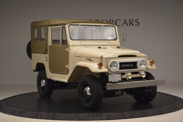 Used 1966 Toyota FJ40 Land Cruiser Land Cruiser for sale Sold at Alfa Romeo of Westport in Westport CT 06880 14