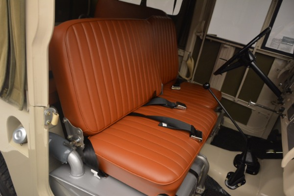 Used 1966 Toyota FJ40 Land Cruiser Land Cruiser for sale Sold at Alfa Romeo of Westport in Westport CT 06880 20