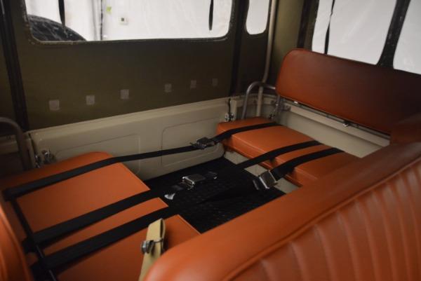 Used 1966 Toyota FJ40 Land Cruiser Land Cruiser for sale Sold at Alfa Romeo of Westport in Westport CT 06880 21