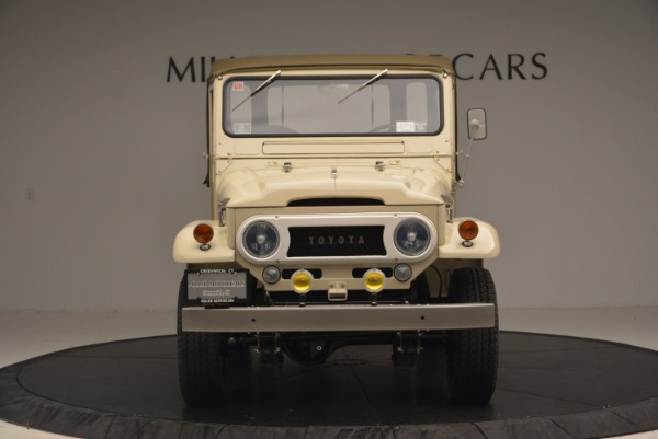 Used 1966 Toyota FJ40 Land Cruiser Land Cruiser for sale Sold at Alfa Romeo of Westport in Westport CT 06880 8