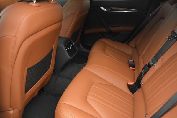 New 2016 Maserati Ghibli S Q4 for sale Sold at Alfa Romeo of Westport in Westport CT 06880 17
