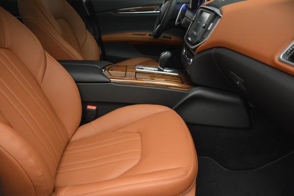 New 2016 Maserati Ghibli S Q4 for sale Sold at Alfa Romeo of Westport in Westport CT 06880 20