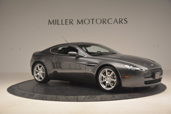 Used 2006 Aston Martin V8 Vantage Coupe for sale Sold at Alfa Romeo of Westport in Westport CT 06880 10