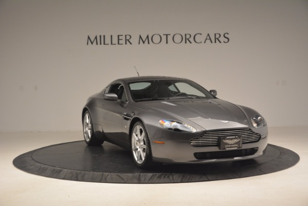 Used 2006 Aston Martin V8 Vantage Coupe for sale Sold at Alfa Romeo of Westport in Westport CT 06880 11