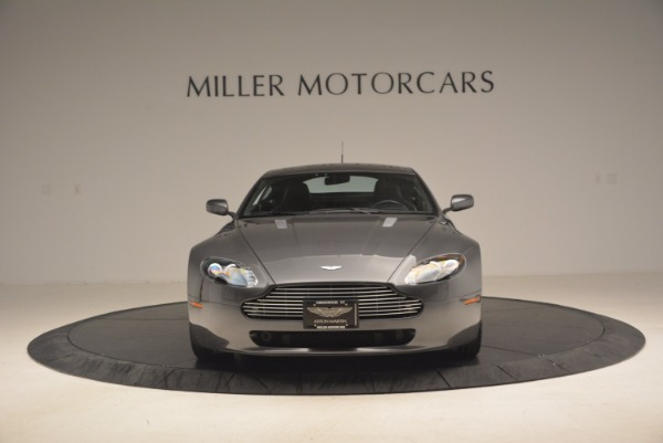 Used 2006 Aston Martin V8 Vantage Coupe for sale Sold at Alfa Romeo of Westport in Westport CT 06880 12