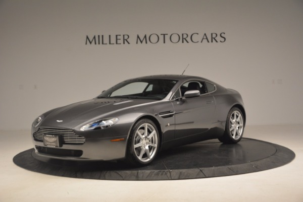 Used 2006 Aston Martin V8 Vantage Coupe for sale Sold at Alfa Romeo of Westport in Westport CT 06880 2