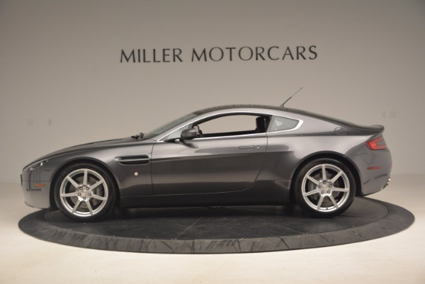 Used 2006 Aston Martin V8 Vantage Coupe for sale Sold at Alfa Romeo of Westport in Westport CT 06880 3