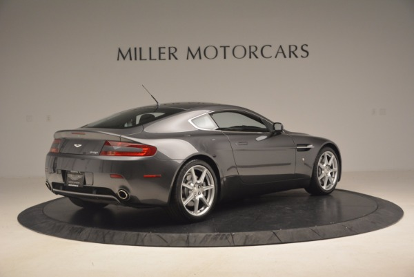 Used 2006 Aston Martin V8 Vantage Coupe for sale Sold at Alfa Romeo of Westport in Westport CT 06880 8