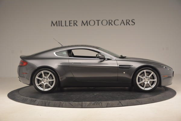 Used 2006 Aston Martin V8 Vantage Coupe for sale Sold at Alfa Romeo of Westport in Westport CT 06880 9